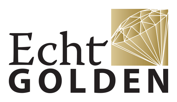 Echt Golden Logo design