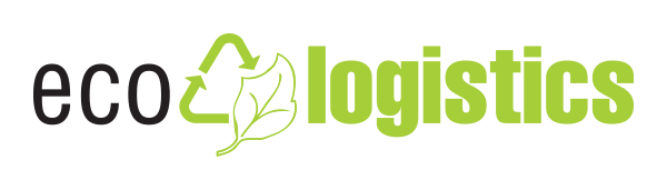 EcoLogistics Logo design