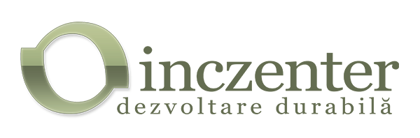 Inczenter Logo design