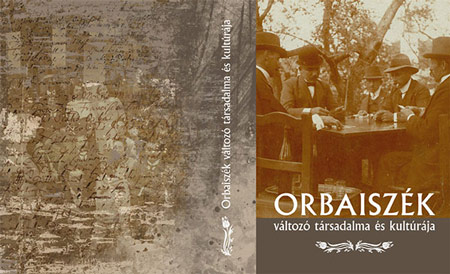 Orbaiszék - book cover design & DTP